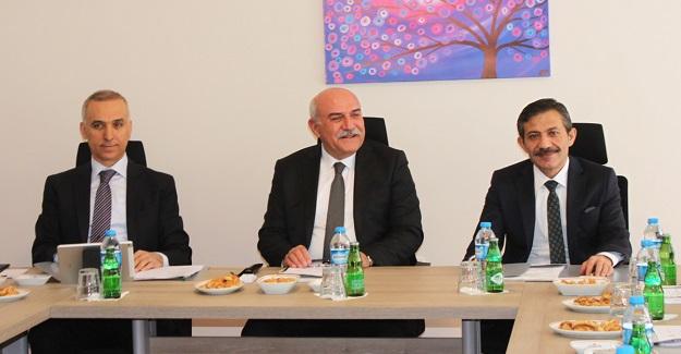 KUZKA, 2017'nin ilk toplantısını Çankırı'da yaptı