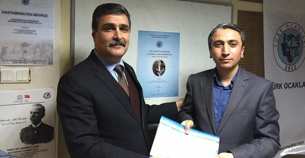 """Özdemir: """"İslam kardeşliği bir hukuk meydana getirir"""""""