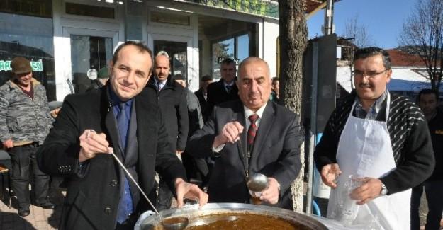 "Pınarbaşı'da ""Kara çorba"" günü"