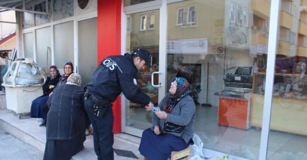 Polis, dolandırıcılara karşı vatandaşları uyardı