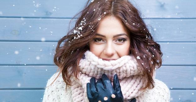 Soğuk hava cilde zarar veriyor