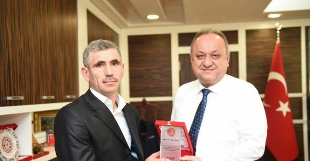 Kastamonu Belediyesi'nde yılın personeli seçildi