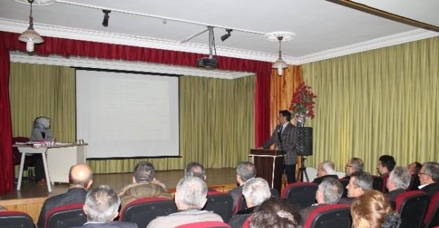 Tosya'da öğrenci sorunları masaya yatırıldı