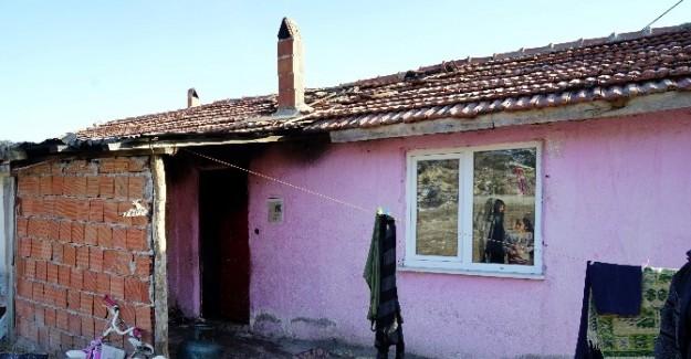 6 kişilik aile, kış günü evsiz kaldı