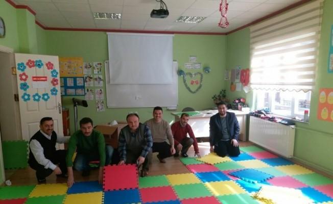 4-6 yaş grubu çocuklar için Kur'an Kursu açıldı