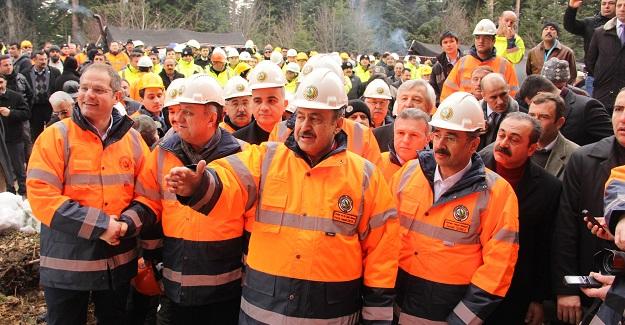"""Bakan Eroğlu: """"Kırık Barajı'nın temeli Mart ayında atılacak"""""""