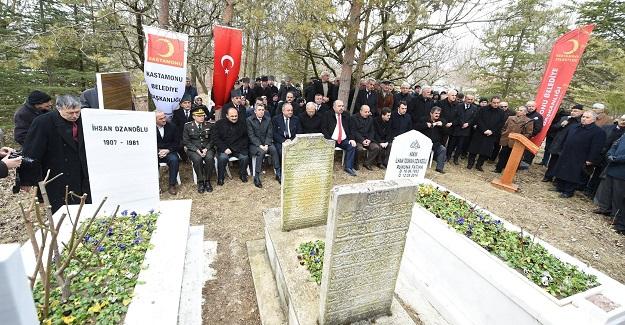 Çanakkale Türküsü'nün şairi Ozanoğlu anıldı