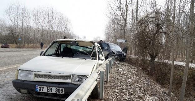 Cenaze dönüşünde kaza geçiren sürücü, hayatını kaybetti