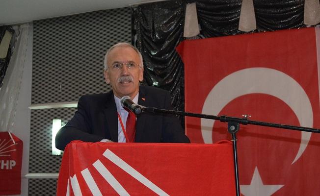 Bıyıklı, CHP İl Başkanlığına yeniden aday!