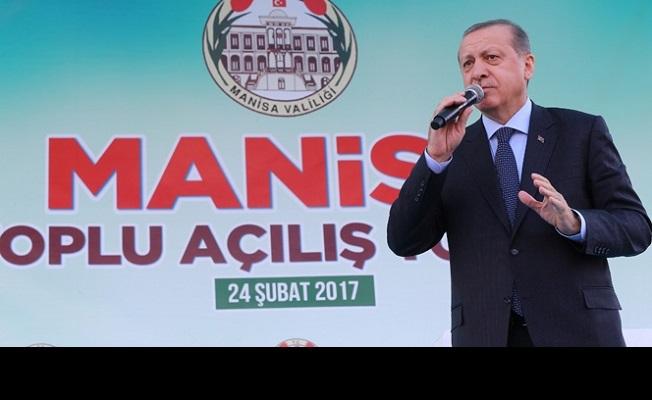 Erdoğan'dan önemli açıklamalar! İdam için referandum