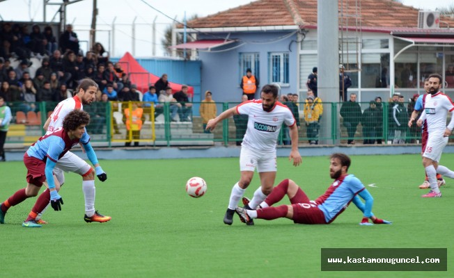 Kastamonuspor 1966: 1 - 1461 Trabzon: 1