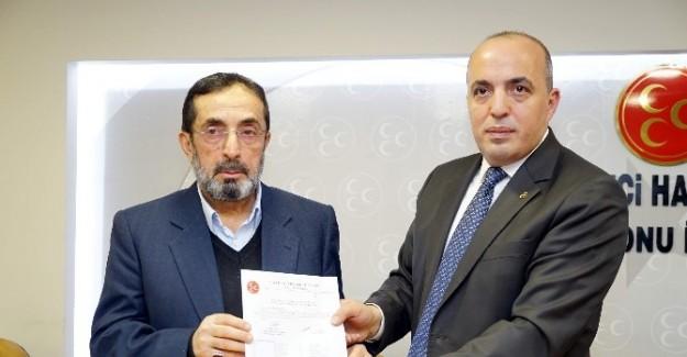 MHP'li Deligözoğlu, görevi devraldı