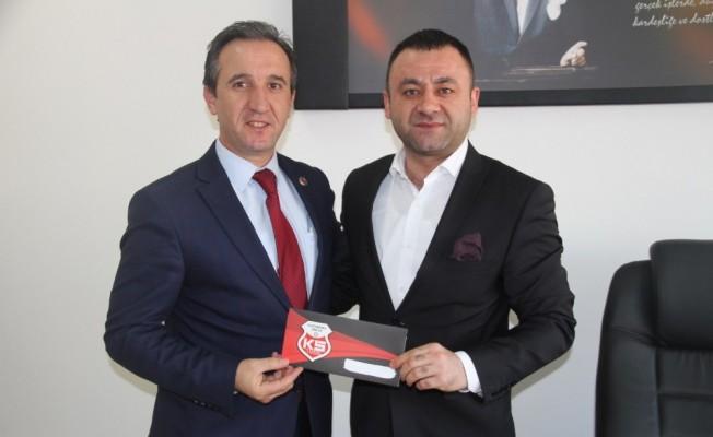 Serkan Uçar'dan 'Birlik Gecesi'ne destek