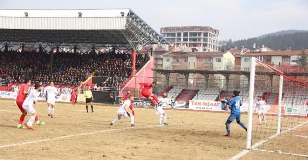 Kastamonuspor, Aydınspor'u mağlup etti: 2-1