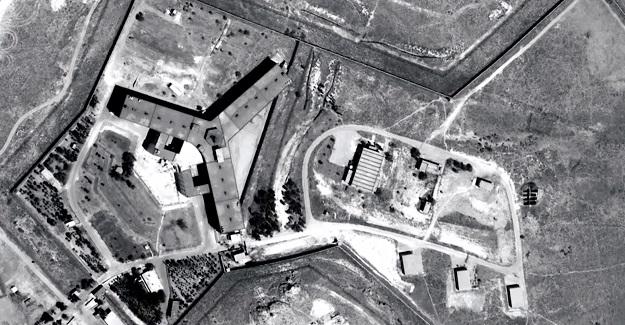 Suriye'de hapishanede 5 yılda yaklaşık 13 bin kişi asıldı