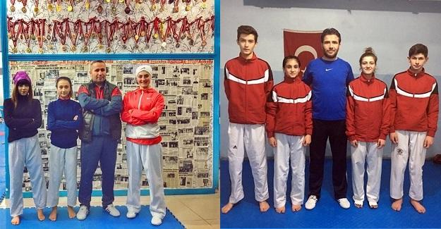 Taekwondo'da Milli gurur heyecanı