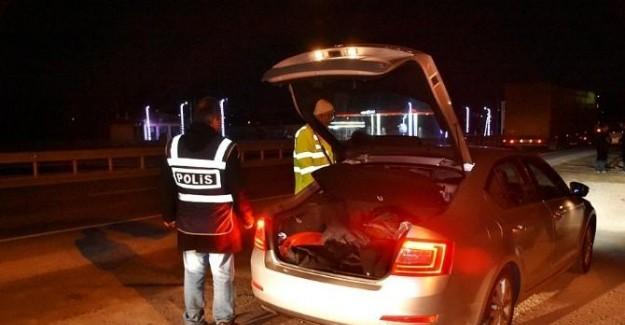 Jandarma ve Polis'ten aynı anda huzur operasyonu