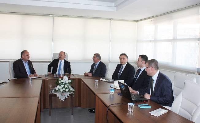 """""""Kastamonu İl Yatırım Destek ve Tanıtım Stratejisi"""" sunumu yapıldı"""