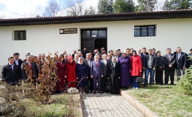 Kastamonu'da Süt Sığırı Yetiştiriciliği Kursu başladı