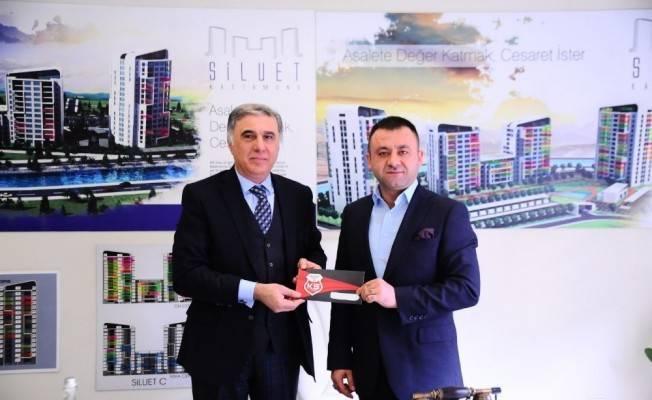 KATSO Başkanı Arslan'dan KSK'ya destek