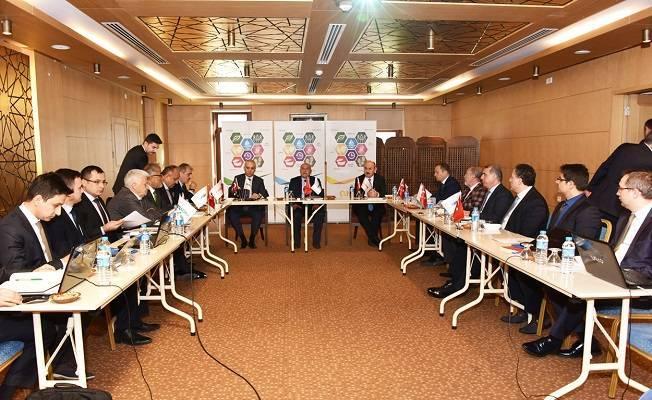 KUZKA yönetim kurulu toplantısı Daday'da yapıldı