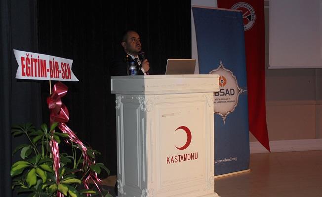 Öğretmenlik vizyon programı Kastamonu'da yapıldı