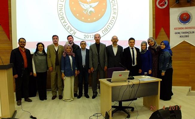 Genç Tarihçiler Kulübü'nden Batı Trakya Konferansı