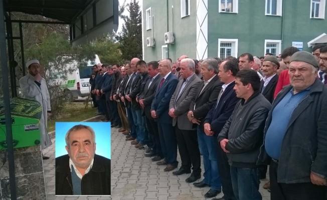 Hanönü eski belediye başkanı Özün'ün baba acısı