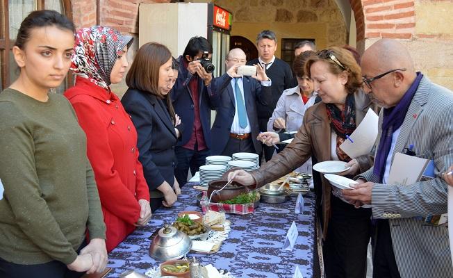 """Kastamonu'da """"Yöresel Yemek Yarışması"""" düzenlendi"""