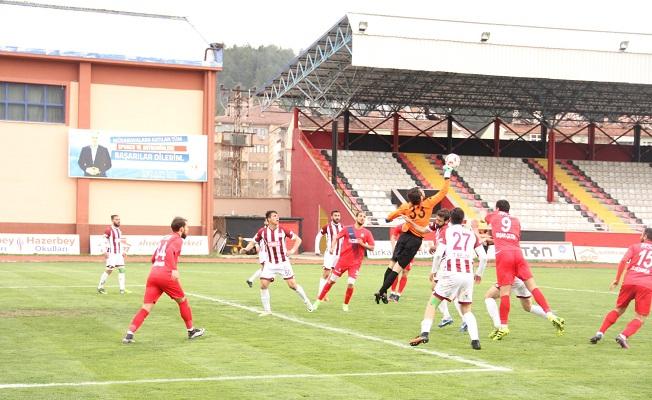 Kastamonuspor 1966: 0 - Tokatspor: 0