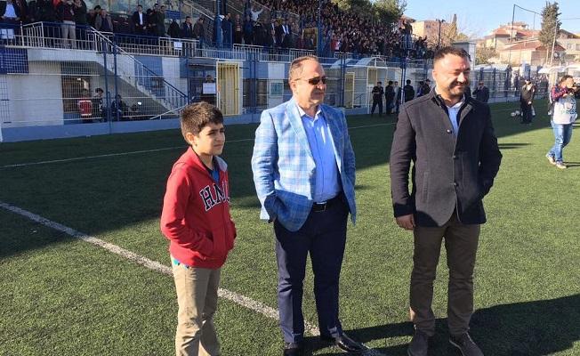 Milletvekili Demir Kastamonuspor'u tebrik etti