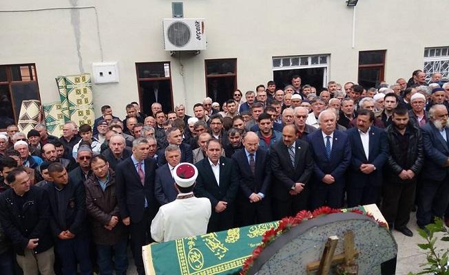 Mustafa Demir ebediyete uğurlandı