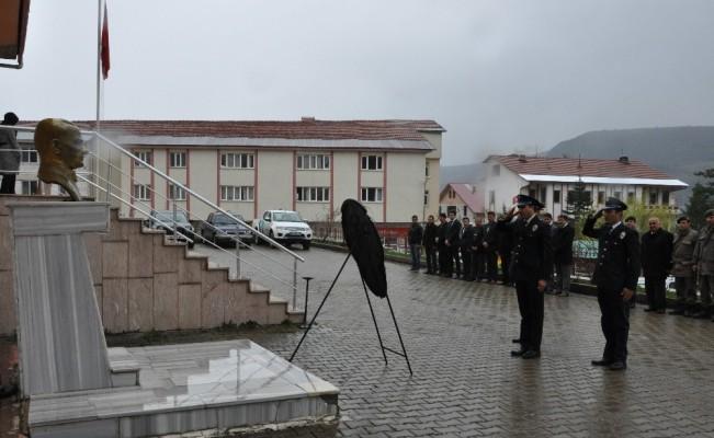 Pınarbaşı'da Polis Haftası kutlandı