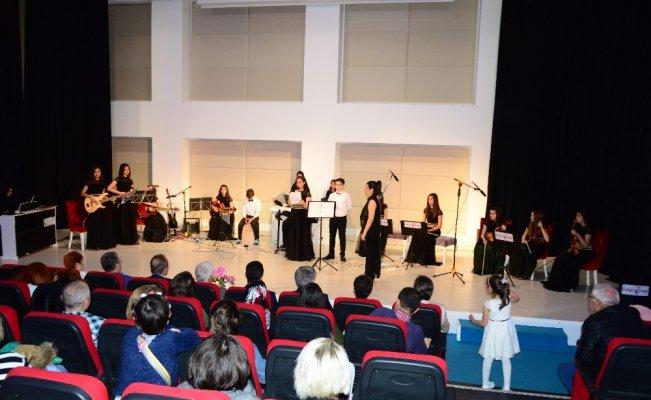 Bilim ve Sanat Merkezinin konseri, beğeni topladı