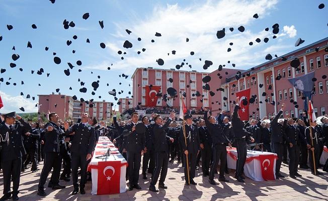 Kastamonu PMYO, 15'inci mezunlarını verdi