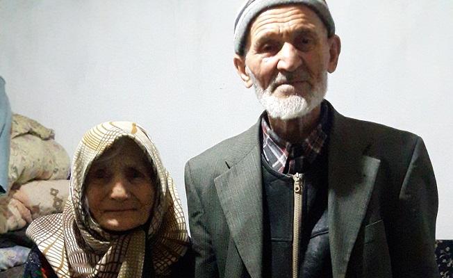 Yaşlı çiftin 25 bin lirası çalındı