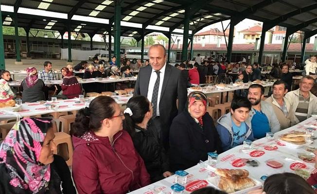 Taşköprü'de mahalle iftarları Gizlice'de başladı