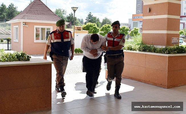 Bakır kazanları çalan hırsız serbest bırakıldı