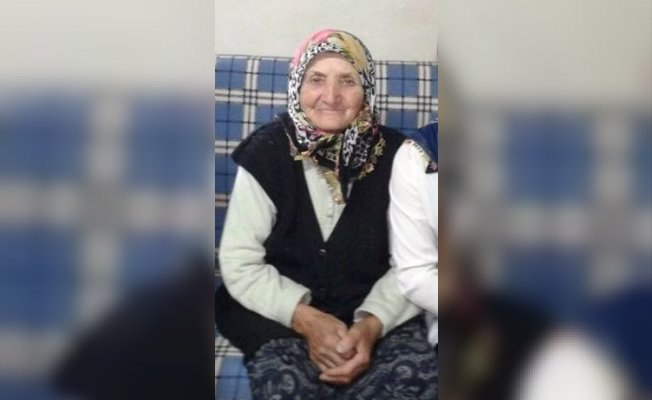 Kayıp alzheimer hastası yaşlı kadını arama çalışmaları sürüyor
