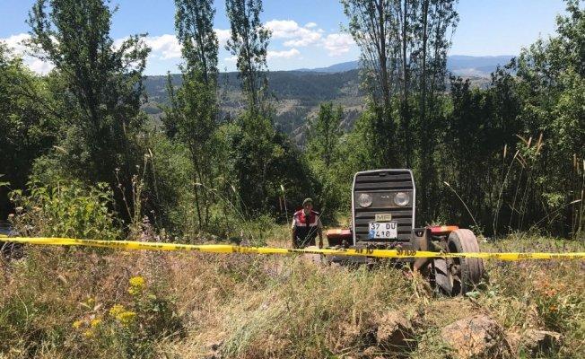 Kastamonu'da traktör kazası: 1 ölü, 3 yaralı