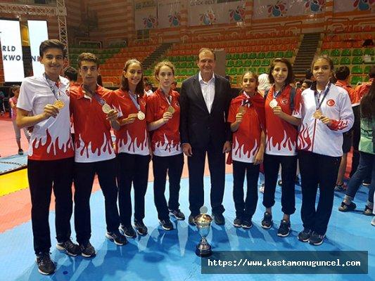 Dünya Şampiyonası'nda Türkiye farkı