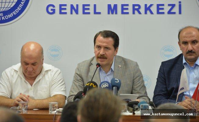 Memur-Sen'den hükümetin yeni zam teklifine ilişkin açıklama