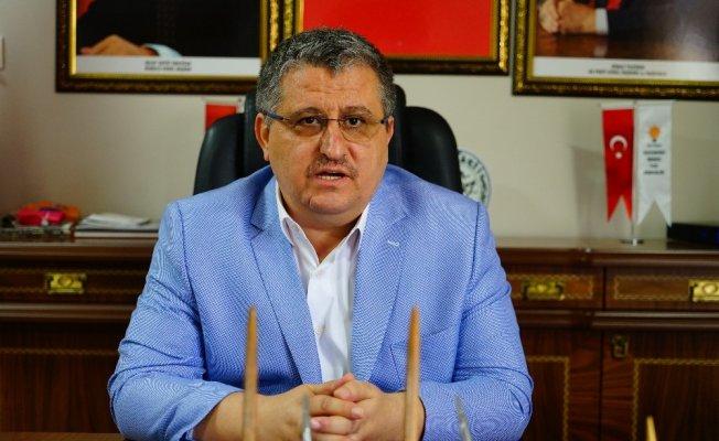 AK Parti'li Namlı, aday olmayacağını açıkladı