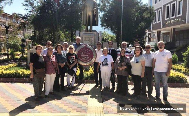 Cide'de CHP'nin 94'üncü yıl kutlamaları yapıldı