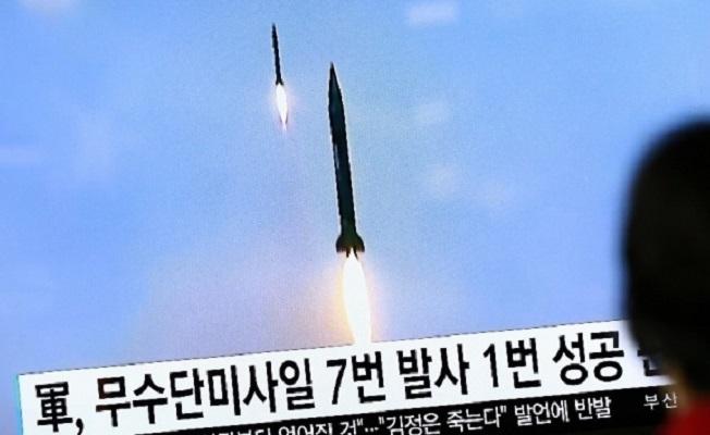 Kuzey Kore'den nükleer denemesi!