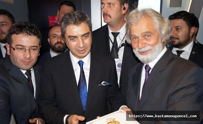 Oyuncu Levent Çakır, 'Kurtlar Vadisi Vatan'ı anlattı