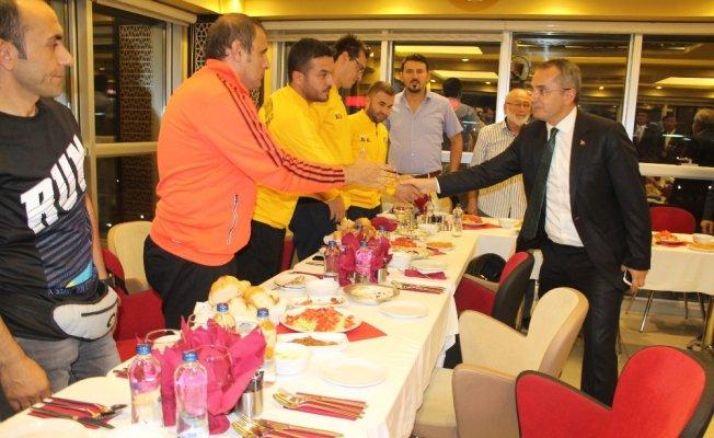 Tosya'da Spor Kurulu ilk toplantısını yaptı