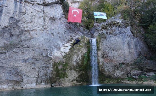 1. Türkiye Kanyon ve Doğa Sporları Festivali