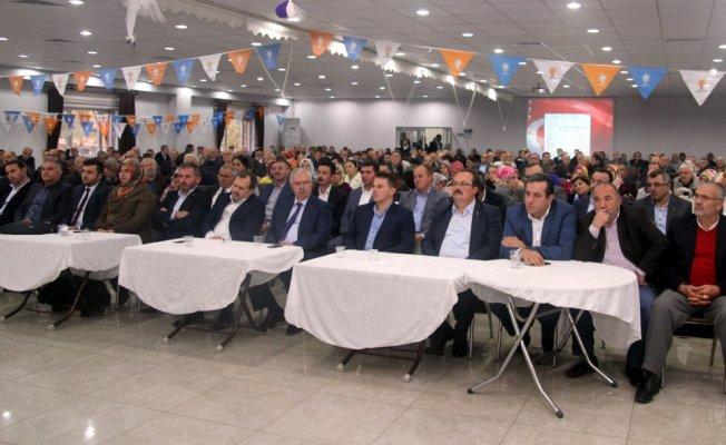 AK Parti Bozkurt İlçe Kongresi