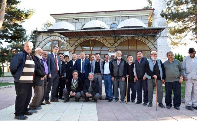 Başkan Arslan, Sümer Mahallesi sakinleriyle bir araya geldi